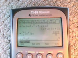 Ti 89 vs ti 84 seattle tutoring math tutor the ti 89 gets the job donewhile your ti 84 can evaluate what x equals when x is 4 only the ti 89 knows that x3x4 equals x7 urtaz Choice Image